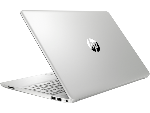 HP Notebook - 15-dw0091nr - Left rear