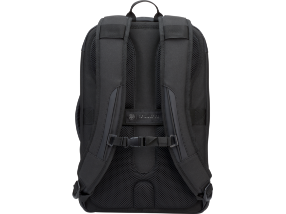 HP Recycled Series 15.6-inch Backpack - Rear