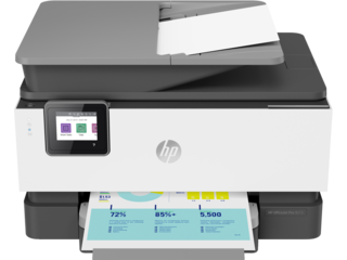 HP OfficeJet Pro 9015 All-in-One Printer