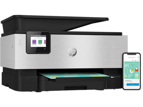 HP OfficeJet Pro 9019/Premier All-in-One Printer