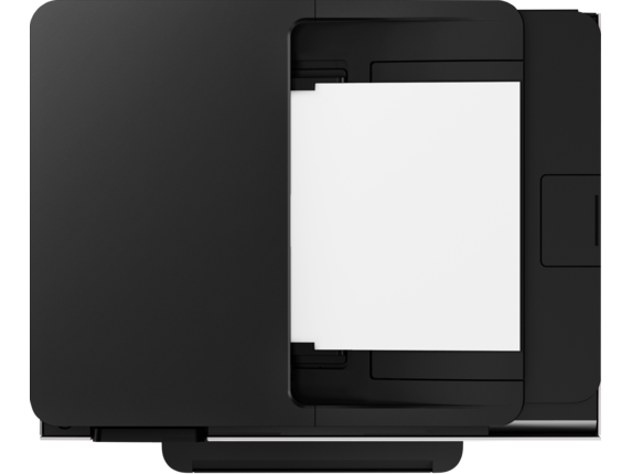 HP OfficeJet Pro Premier All-in-One Printer - Top view closed