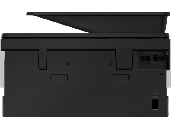 HP OfficeJet Pro Premier All-in-One Printer - Rear