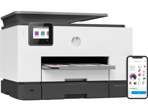HP OfficeJet Pro 9020 All-in-One 印表機系列