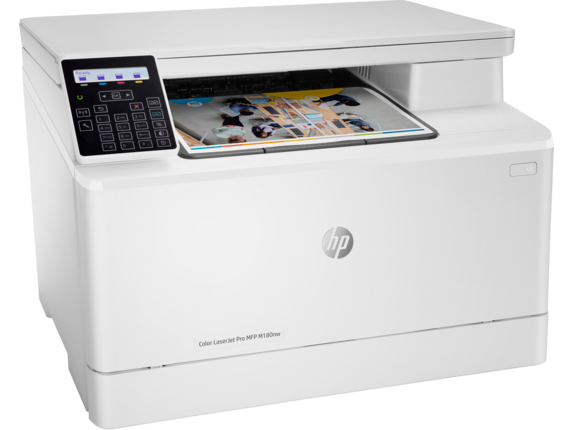 HP Color LaserJet Pro MFP M180nw - Right