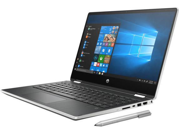 HP Pavilion x360 Laptop - 14t touch optional - Left