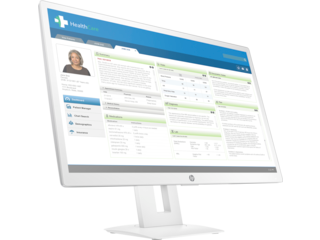 HP Healthcare Edition HC271 Clinical Review Monitor