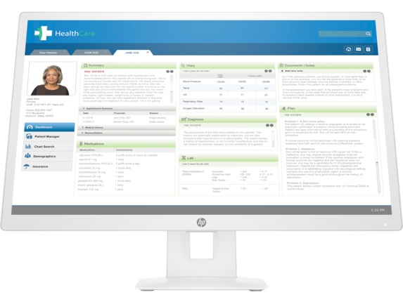 HP Healthcare Edition HC271 Clinical Review Monitor - Center |https://ssl-product-images.www8-hp.com/digmedialib/prodimg/lowres/c06263267.png