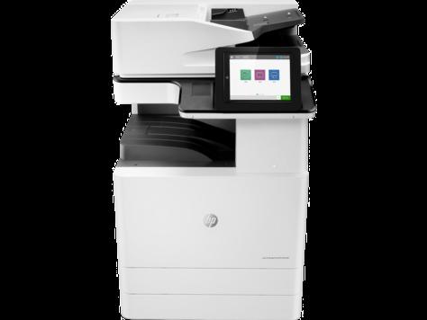 HP Color LaserJet Managed MFP E87640-E87660dn - Producto base - 40-60 ppm