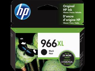 HP 966 Ink Cartridges
