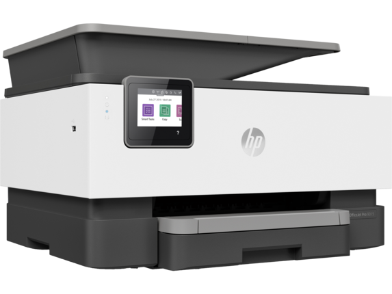 HP OfficeJet Pro 9015 All-in-One Printer - Right