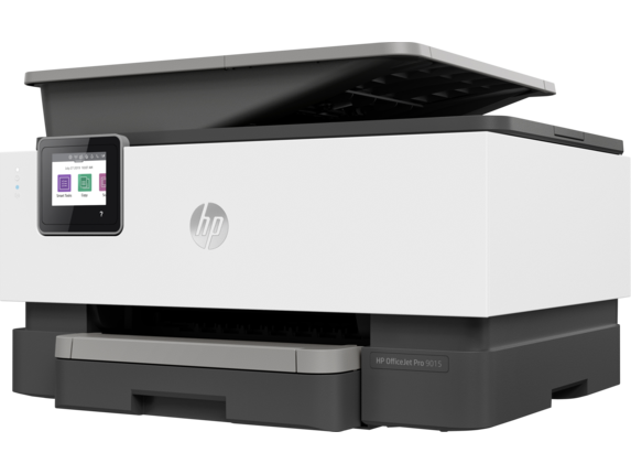 HP OfficeJet Pro 9015 All-in-One Printer - Left
