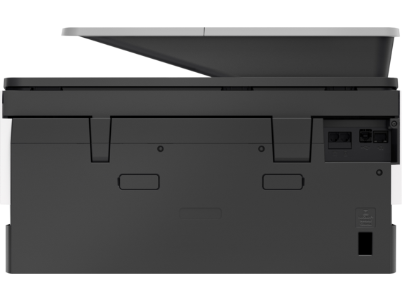 HP OfficeJet Pro 9015 All-in-One Printer - Rear