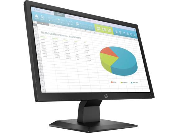 HP P204 19.5-inch Monitor - Right |https://ssl-product-images.www8-hp.com/digmedialib/prodimg/lowres/c06266484.png