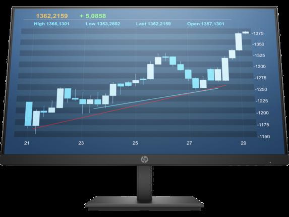 HP P244 23.8-inch Monitor|5QG35A8#ABA