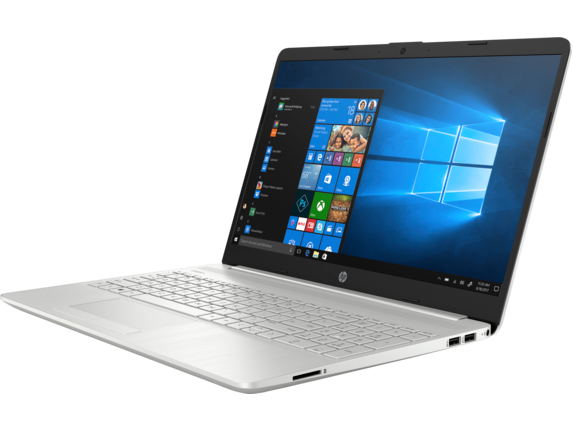 HP Notebook - 15-dw0091nr - Left