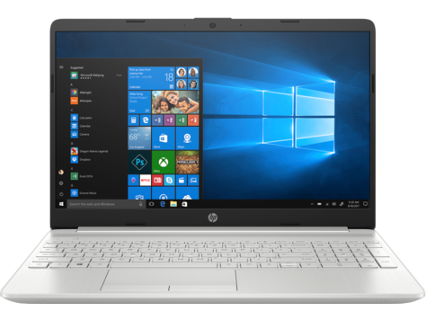 HP Notebook - 15-dw0000nf