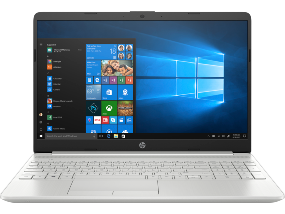 HP Notebook - 15-dw0091nr - Center