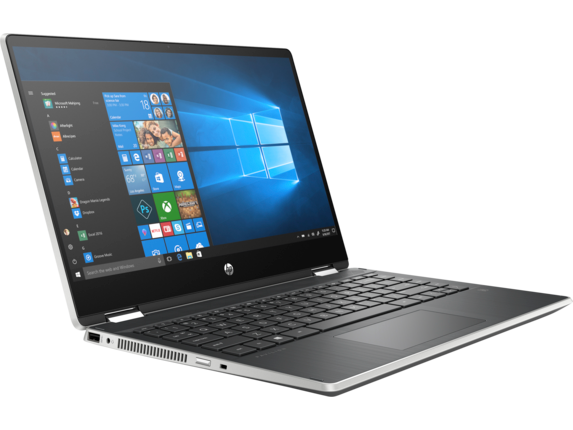 HP Pavilion x360 Laptop - 14t touch optional - Right