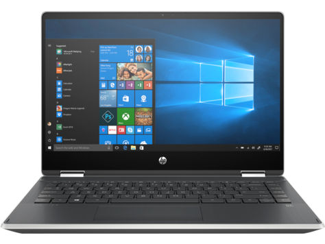 HP Pavilion x360 Convertible Laptop PC 14-dh0028la
