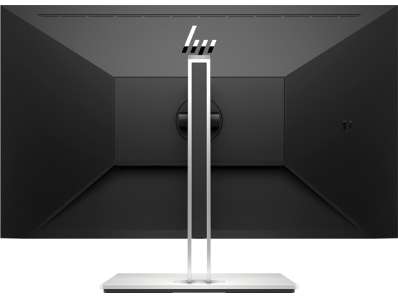 HP EliteDisplay E324q 31.5-inch QHD Monitor - Rear