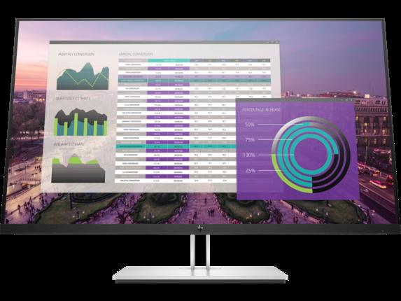 HP EliteDisplay E324q 31.5-inch QHD Monitor