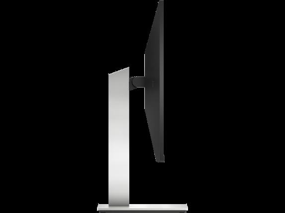 HP EliteDisplay E324q 31.5-inch QHD Monitor - Right profile closed