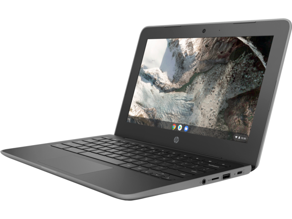HP Chromebook 11 G7 EE Notebook PC - Customizable - Left