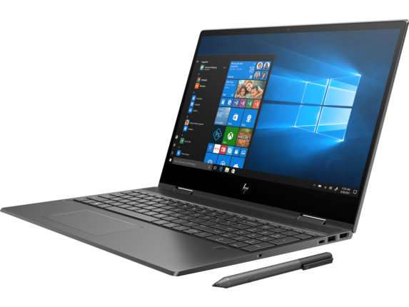 HP Envy x360 Laptop - 15z - Left