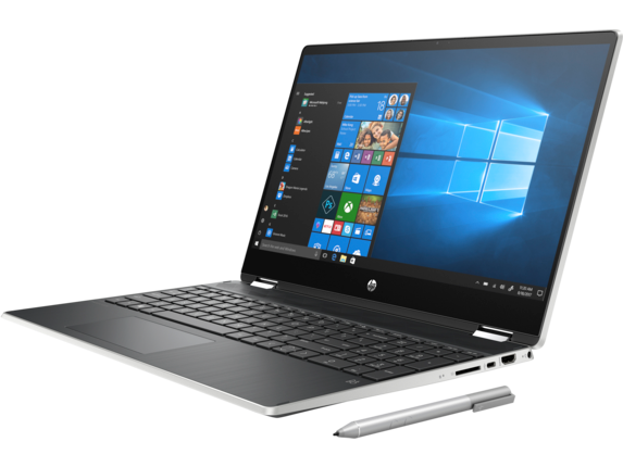 HP Pavilion x360 Laptop - 15t - Left