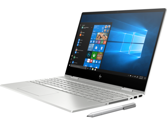 HP Envy x360 Laptop - 15t - Left