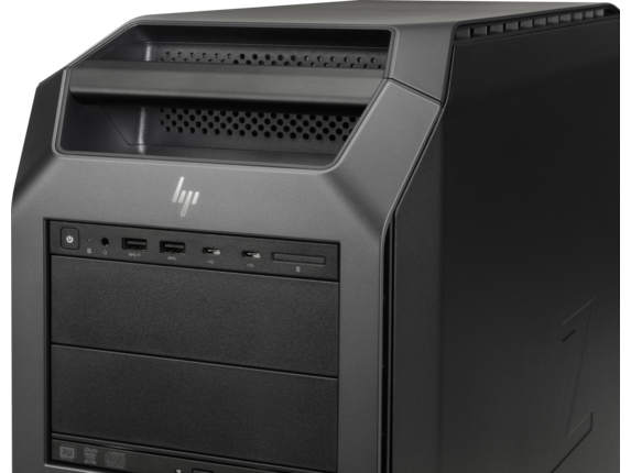 HP Z8 G4 Workstation - Detail view