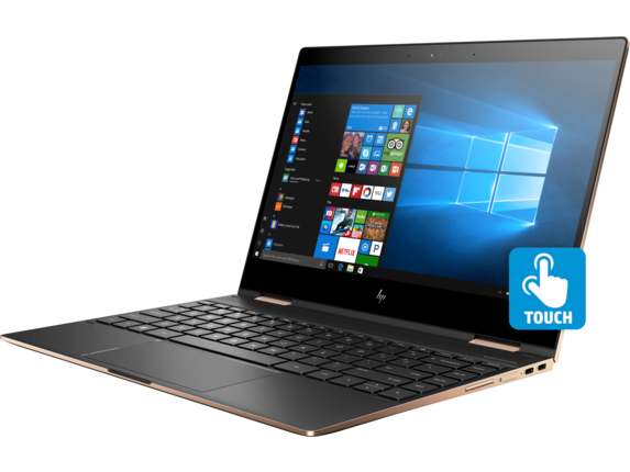 HP Spectre x360 - 13-ae055nr - Left