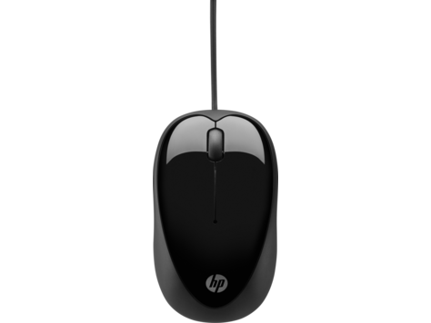 HP Retractable Wired Mouse