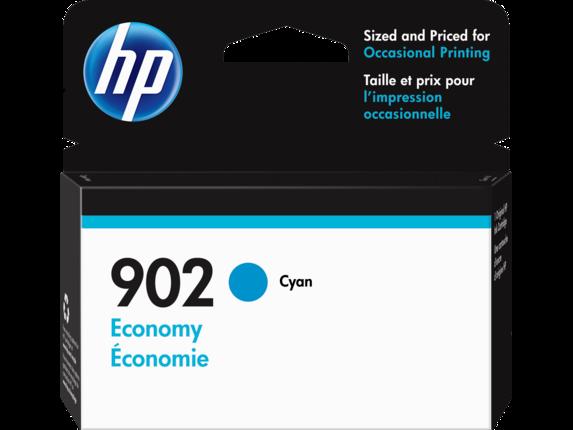 HP 902 Economy Cyan Original Ink Cartridge