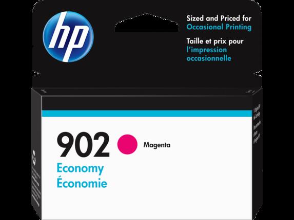 HP 902 Economy Magenta Original Ink Cartridge