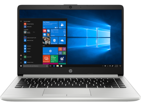 PC notebook HP 348 G5
