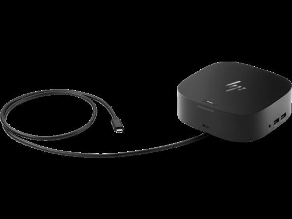 HP USB-C/A Universal Dock G2 - Left