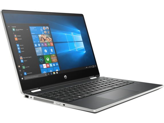 HP Pavilion x360 14-dh0013nr - Right