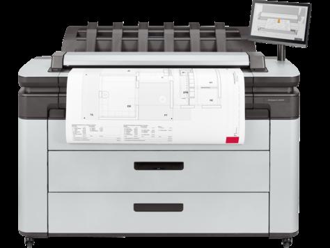HP DesignJet XL 3600dr 36-in Multifunction Printer