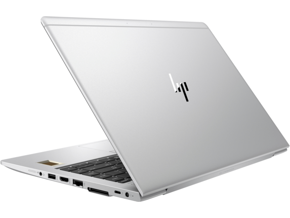 HP EliteBook 840 G6 Healthcare Edition Notebook PC - Left rear