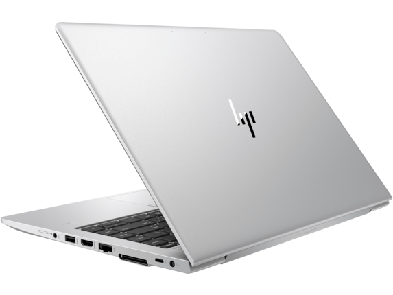 HP EliteBook 840 G6 Notebook PC - Left rear