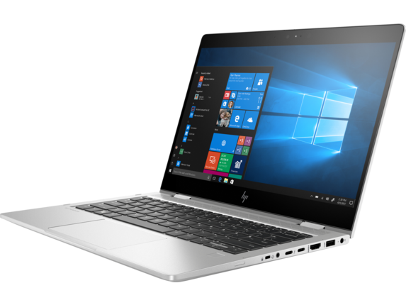 HP EliteBook x360 830 G6 Notebook PC - Customizable - Left