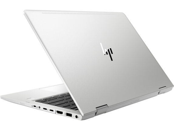 HP EliteBook x360 830 G6 Notebook PC - Customizable - Left rear