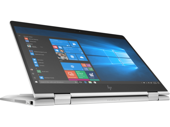 HP EliteBook x360 830 G6 Notebook PC - Customizable - Right rear