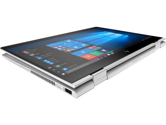 HP EliteBook x360 830 G6 Notebook PC - Top view closed