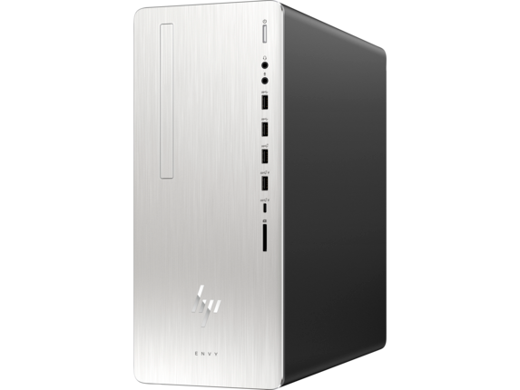 HP ENVY Desktop - 795-0030xt - Left