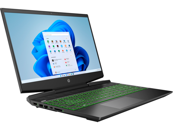 HP Gaming Pavilion - 15-dk0046nr - Right