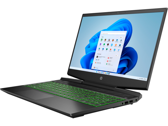 HP Pavilion Gaming Laptop - 15t - Left