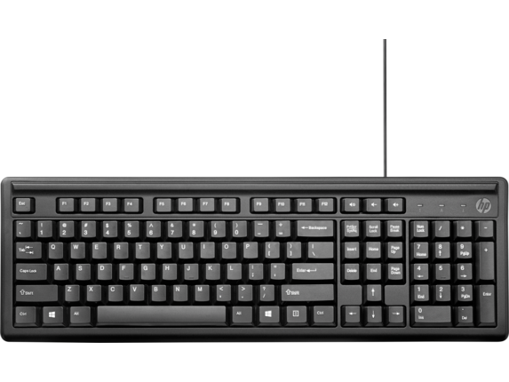HP Keyboard 100|2UN30AA#ABL
