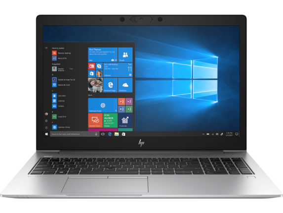 HP EliteBook 850 G6 Notebook PC - Customizable - Center |https://ssl-product-images.www8-hp.com/digmedialib/prodimg/lowres/c06310390.png